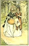 Illustration by C.M. Brock, from Sense and Sensibilty, 1896