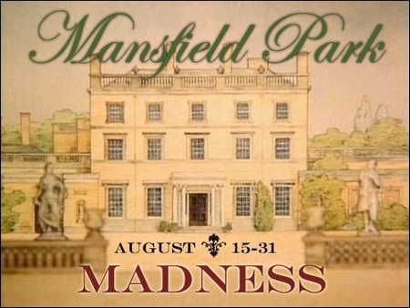 Mansfield Park Madness Banner