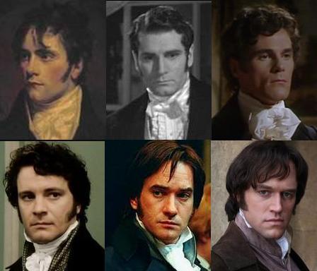Dueling Mr. Darcys