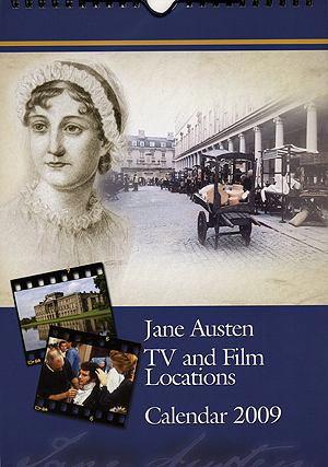 Jane Austen 2009 Calendar from The Jane Austen Centre
