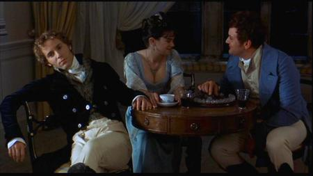 Mansfield Park (1999) Henry Crawford, Maria Bertram and Mr. Rushworth