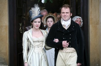 Mansfield Park (2007), Maria and Mr. Rushworth