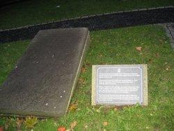 Rev. George Austen's grave, St. Swithin's Churchyard, Bath