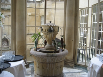 Pump-room, Bath (2008)