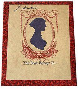 Jane Austen Book Plates - Jane Austen Centre Gift Shop