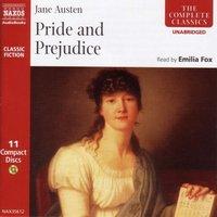 Pride and Prejudice Audio, Naxos AudioBooks