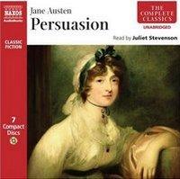 Persuasion, Naxos AudioBooks