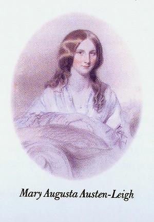 Portrait of Mary Augusta Austen-Leigh