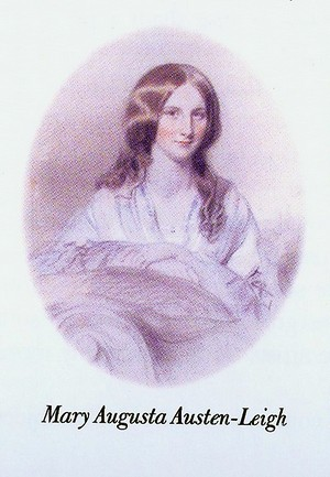 Portrait of Mary Augusta Austen-Leigh