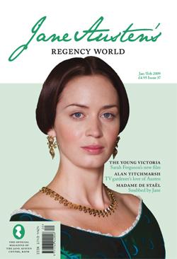 Jane Austen's Regency World Magazine issue-37 (2009)