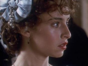 Katharine Schlesinger as Catherine Morland, Northanger Abbey (1986)