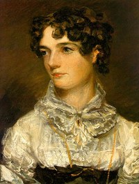 Portrait of Maria Bicknell, by John Constable (1816)