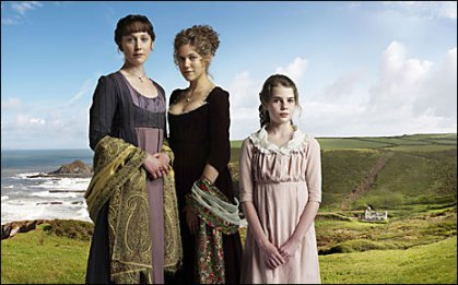 Dashwood ladies, Sense and Sensibility (2008)