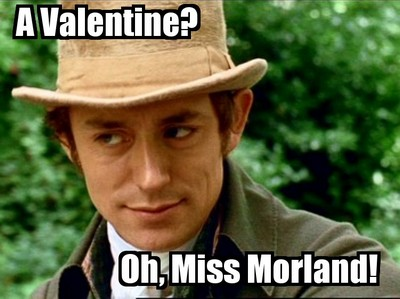 Henry Tilney Valentine