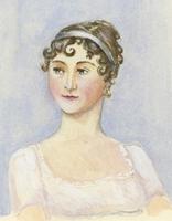 Portrait of Jane Austen by Jane Odiwe (2008)