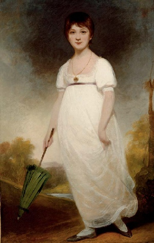 The 'Rice portrait' attributed to Ozias Humphry circa (1800)