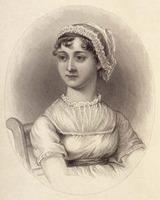 Lizzars portrait of Jane Austen (1870)