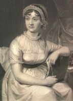Engraving of Jane Austen (1873)