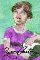Portrait of Jane Austen by Mike Caplanis circa (2007)
