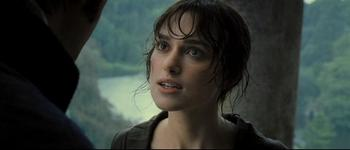 Keira Knightley, Pride and Prejudice 2005