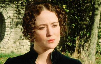 Jennifer Ehle as Elizabeth Bennet, Pride and Prejudice (1995)