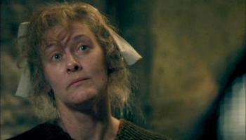 Sarah Lancashire as Mrs. Corney, Oliver Twist (2007)
