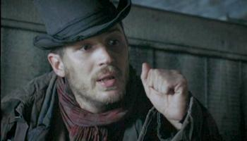 Tom Hardy as Bill Sikes, Oliver Twist (2007)