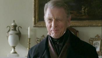 Edward Fox as Mr. Brownlow, Oliver Twist (2007)