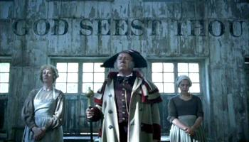 Workhouse scene from Oliver Twist (2007)