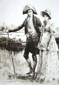 Illustration by Willian C. Cooke, Emma, J. M. Dent & Co (1892)