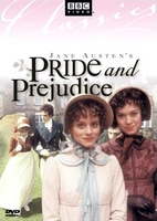 Pride and Prejudice (1980) DVD cover