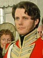 Anthony Calf as Colonel Fitzwilliam, Pride and Prejudice (1995)