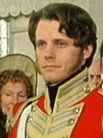 Anthony Calf as Colonel Fitzwilliam, Pride and Prejudice (1995)