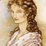 Closeup of Elizabeth Bennet, by Niroot Puttapipat, Pride and Prejudice, The Folio Society (2006)