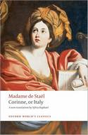 Corrine, or Italy (2009), by Madame de Stael