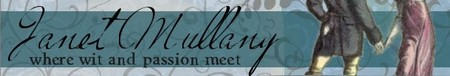 Janet Mullany Banner