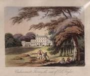 Regency era Print ca 1818 #2
