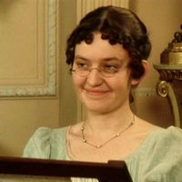 Lucy Briers as Mary Bennet, Pride and Prejudice (1995)