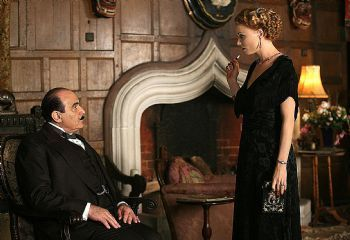 David Suchet and Mary Stockley, Mrs. McGinty's Dead (2009)