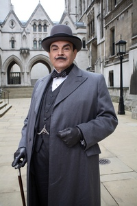 Image from Hercule Poirot: A Cat Among Pigeons © 2009 MASTERPIECE