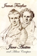 James Fairfax, by Jane Austen and Adam Campan (2009)