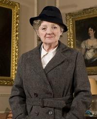 Julia McKenzie is Miss Marple on Masterpiece Mystery (2009)