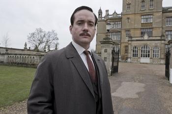 Matthew Macfayden as Inspector Neele, Pocket Full of Rye (2009)