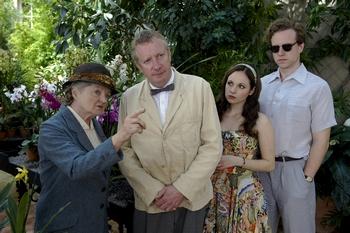 Julia McKenzie as Miss Marple in Why Didn't They Ask Evans? (2009)