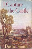 First edition cover of I Capture the Castle (1948) by Dodie Smtih