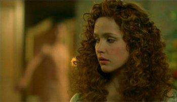 Rose Byrne as Rose Mortmain in I Capture the Castle (2003)