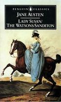 Lady Susan, by Jane Austen (Penguin Classics, 1975)