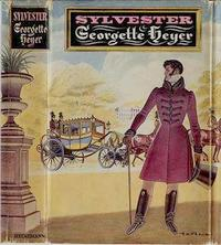 First edition cover of Sylvester, or the Wicked Uncle, by Georgette Heyer (1957)