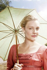 Image from Emma 2009: Romola Garai as Miss Emma Woodhouse © BBC 2009