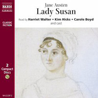 Naxos AudioBooks Lady Susan, by Jane Austen (2001)